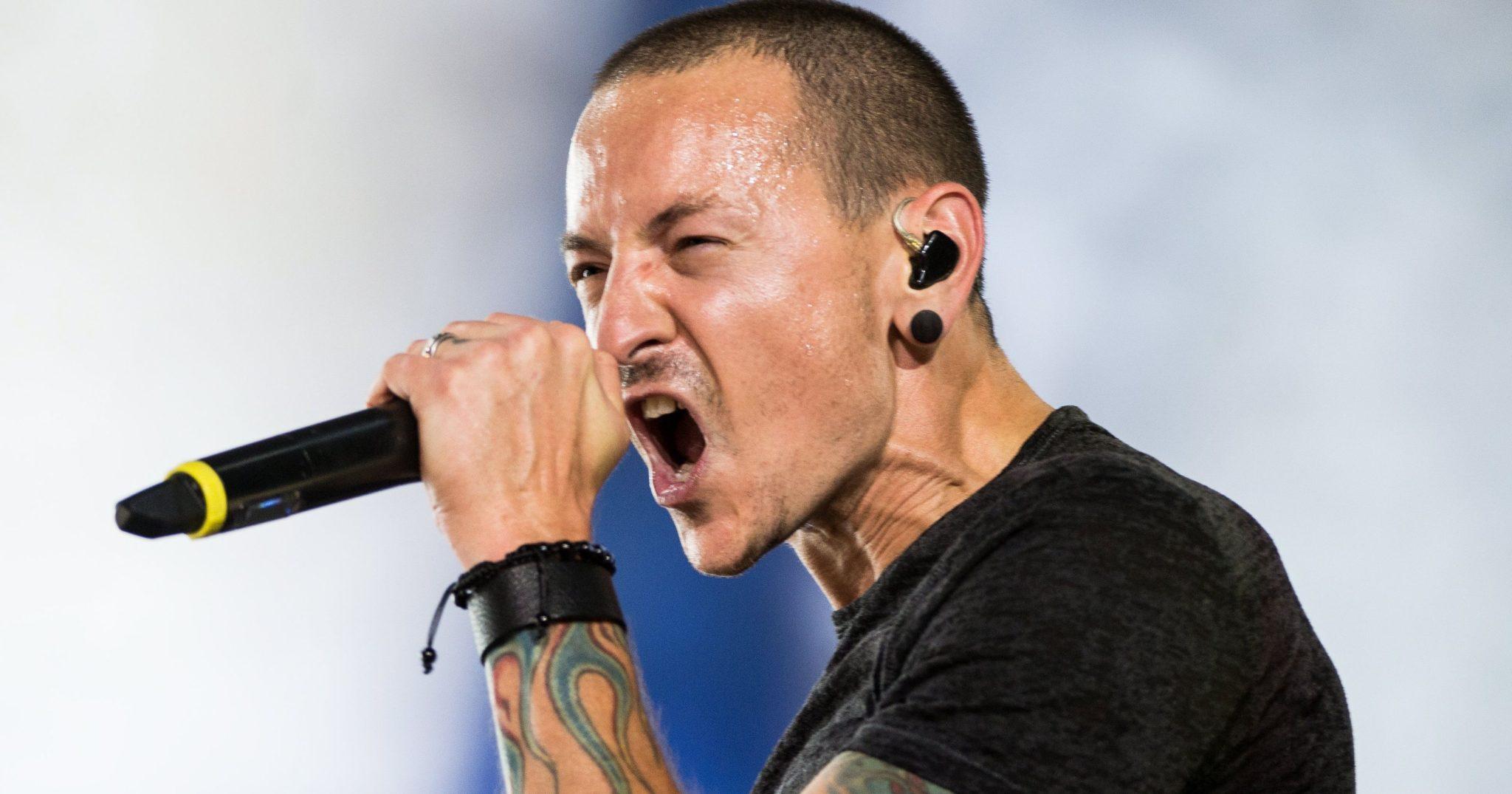 Linkin park singer chester benningtons toxicology report released fandeluxe Images