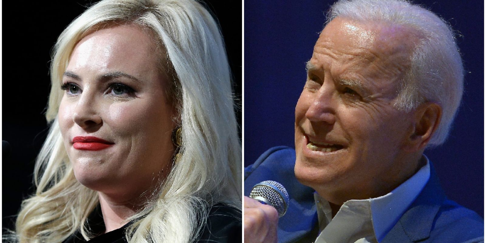 Joe Biden tells Meghan McCain, 'If anyone can make it, your dad can'