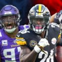 NFL playoff picture through Week 16