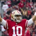 Jimmy Garoppolo leads surging 49ers past Jaguars