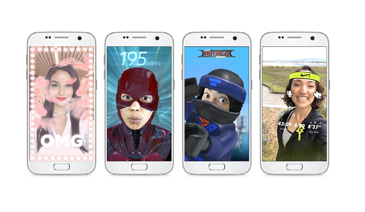 Facebook Opens AR Studio to All Creators, Adds 'World Effects' to Messenger Camera