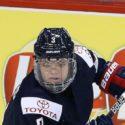 Teen Cayla Barnes youngest player on USA hockey team