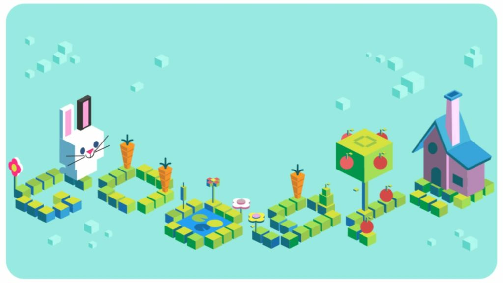 Google Coding Game Doodle Marks 50th Anniversary Of Kids