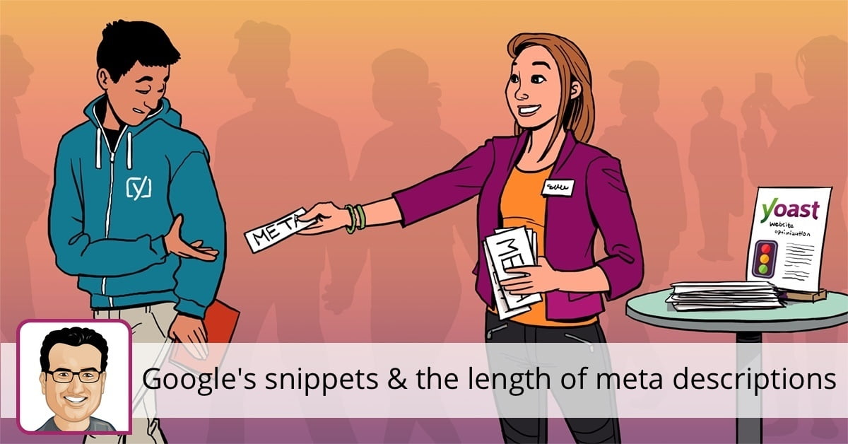 Google's snippets and the length of your meta description • Yoast