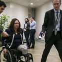 Democrat Tammy Duckworth will be first to give birth while serving in the Senate