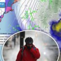 Storm Grayson map: Where will the bomb cyclone hit the USA TODAY? | Weather | News
