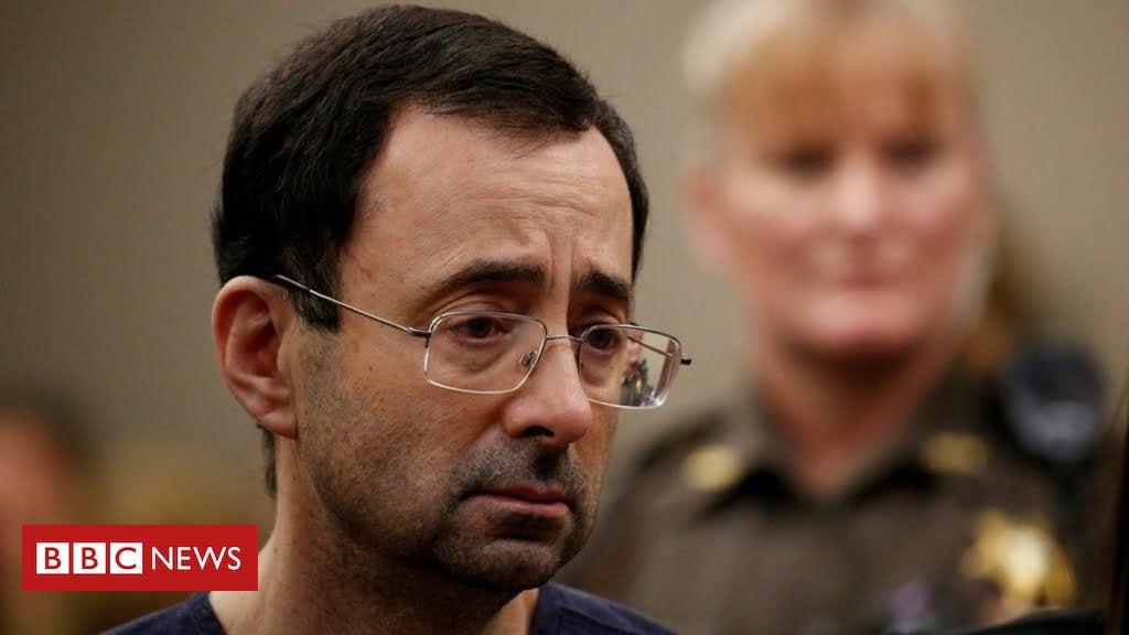 Larry Nassar case: USA Gymnastics doctor 'abused 265 girls'