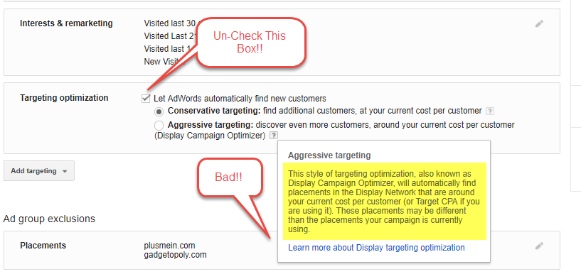 How to Find & Eliminate 90%+ of Click Fraud in the Google Display Network