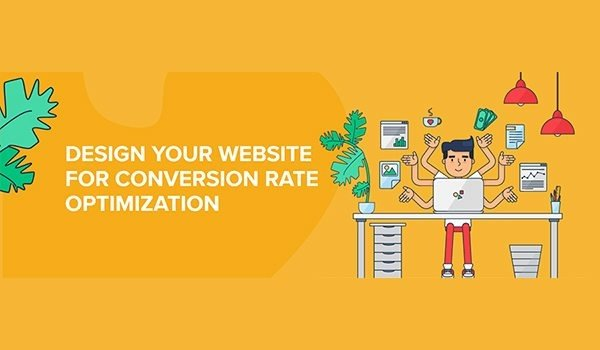 5 Website Elements You Must Optimise to Increase Your Conversion Rate [Infographic]