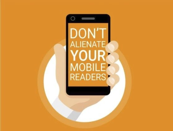 Don't Alienate Your Mobile Readers [Infographic]