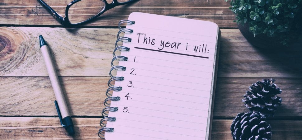 5 New Year's Resolutions For Your Mind
