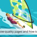 Low-quality pages and how to fix them • Yoast