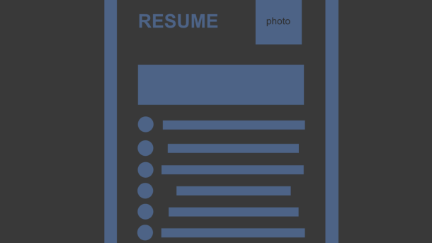 a step by step guide to the dreaded resume walk through