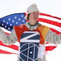 Seventeen-year-old Redmond Gerard grabs first gold for USA in slopestyle final