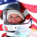 USA's Jamie Anderson wins gold in women's snowboard slopestyle