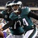 Fans placing $1 million bets in favor of Eagles