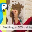 New training: Multilingual SEO – Make your international websites rank!