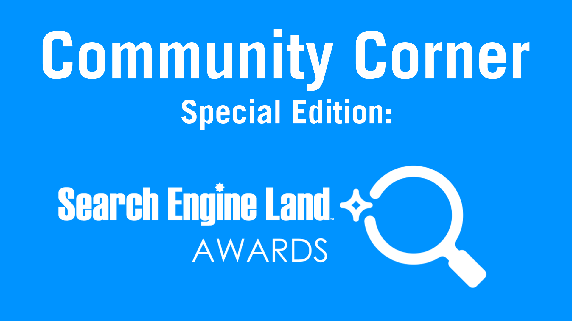 Spotlight on Search Engine Land Award Winners Wolfgang Digital, Metric Theory & Precis Digital