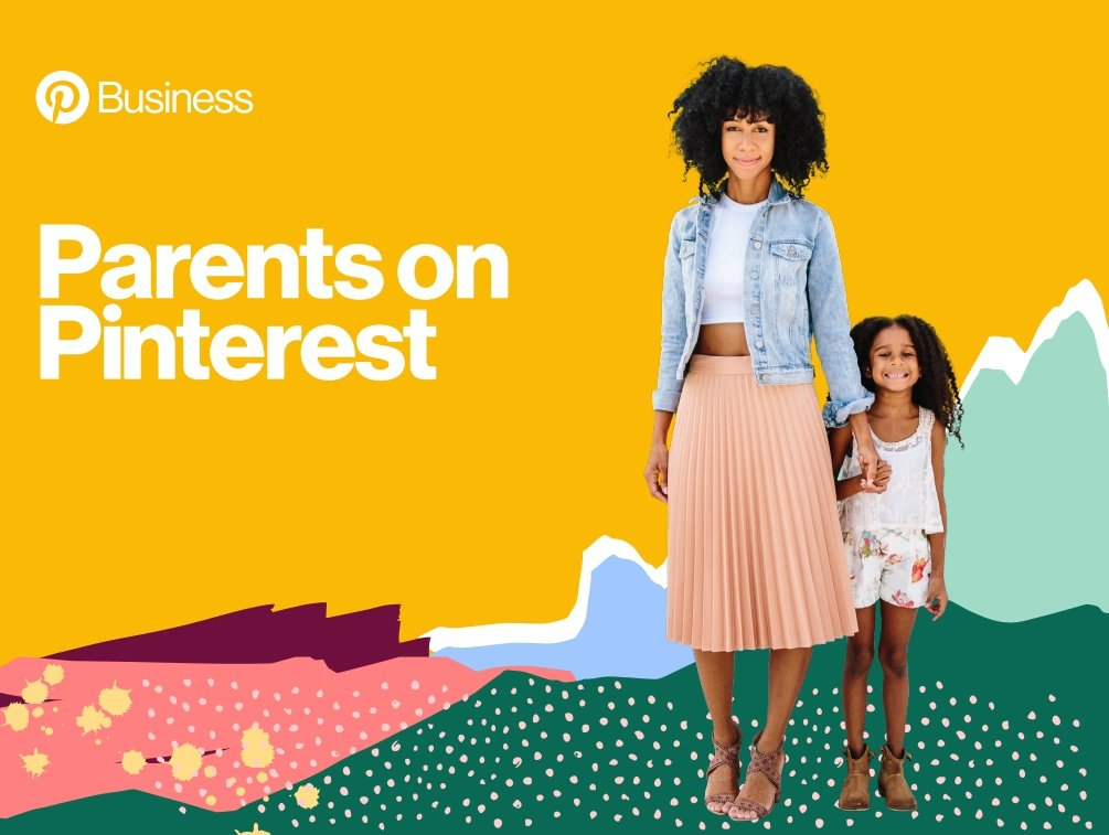 Reaching Parents on Pinterest [Infographic]