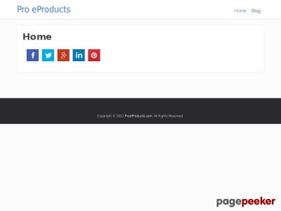 Pro E Products