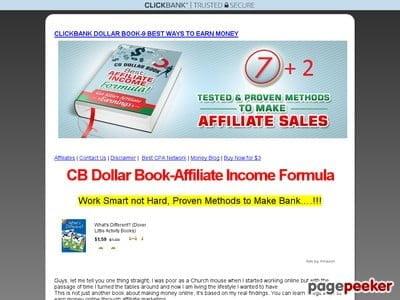 9 Best Ways To Earn Money-CB Dollar Book