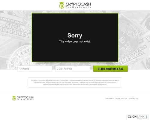 CryptoCashForBeginners