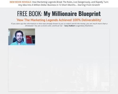 Free Book: My Millionaire 'Rebel' Blueprint