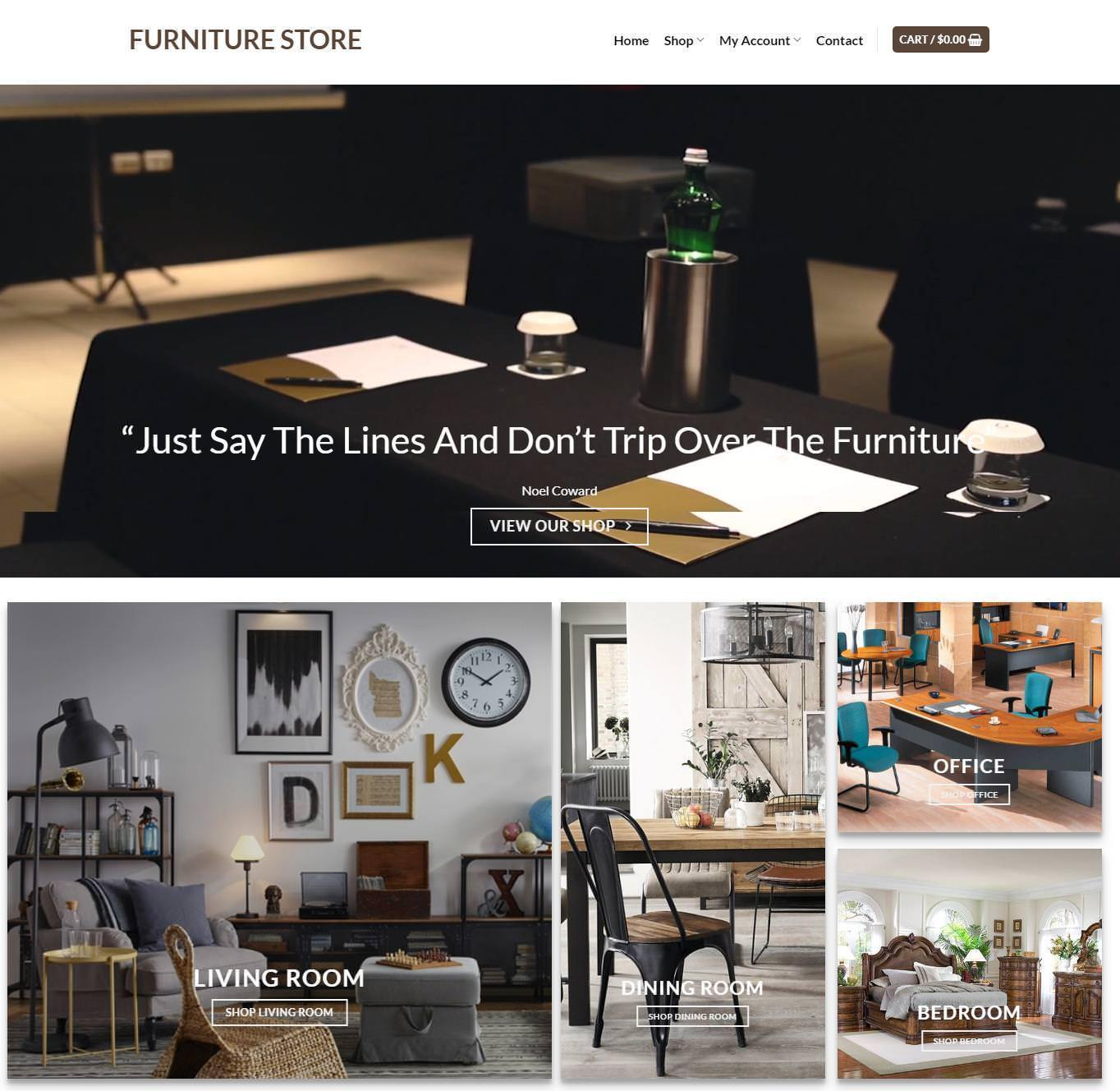 Furniture Store Website For Sale Earn 793 A SALE Instant TrafficFree Domain  Domain Furniture Store S83