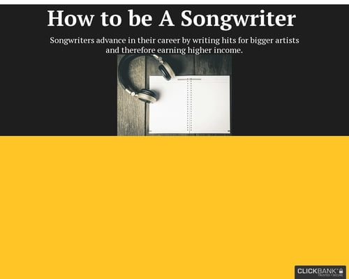 How to be a songwriter
