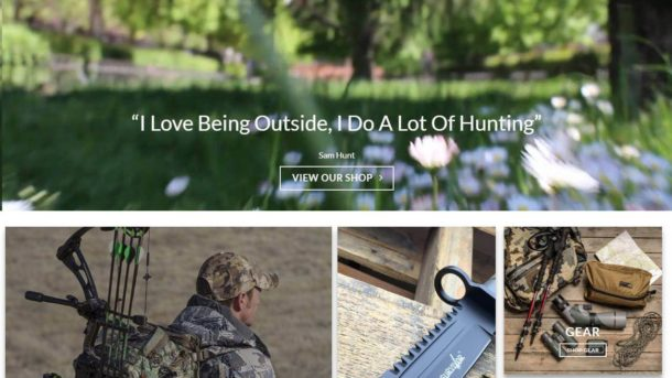 Hunting Website Business For Sale - Earn $529 A SALE.FREE Domain|Hosting|Traffic