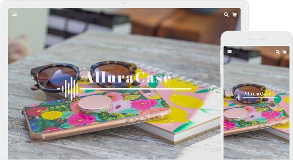 Shopify Dropshipping Phone Case Website/Store - Ready Made - USA Supplier