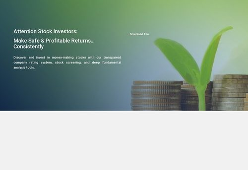 Beat the Market Stock Analyzer, Stock Research & Technical Analysis, Free Stock Analysis Tool