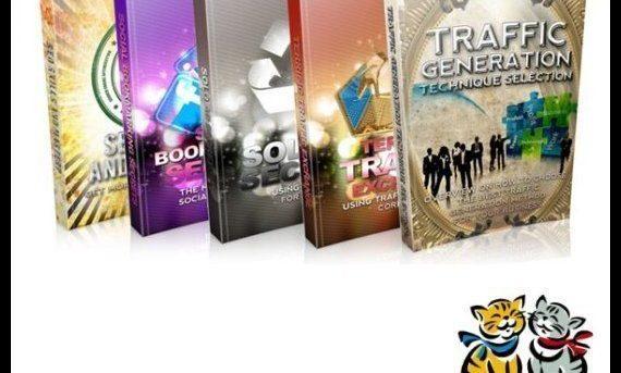 Internet Marketing eBooks Pack 4 - Digital Download