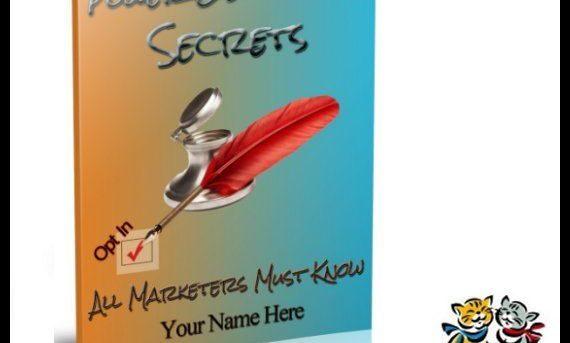 Power List building Secrets - eBook - Digital Download