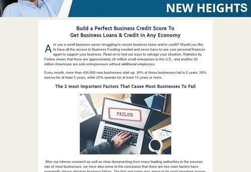 Business Credit W/ No Personal Guarantee, Business Credit Score!
