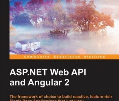 ASP.NET Core and Angular 2 by Valerio De Sanctis (English) Paperback Book Free S