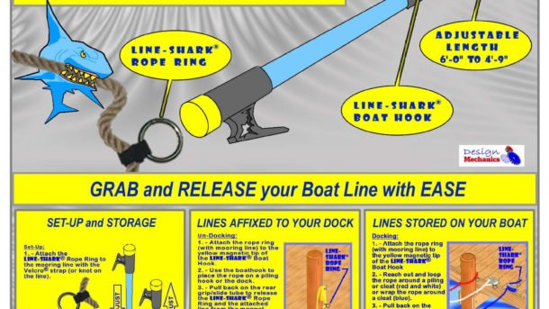 Boat Product Business For Sale, Inventory, Patent, Web Site and 800 Number