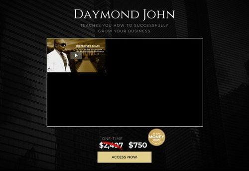 Daymond on Demand: Daymond John Teaches You How to Successfully Grow Your Business
