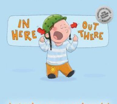In Here, Out There! a-Steach an Seo, a-mach an Sin! : Children's Picture Book...