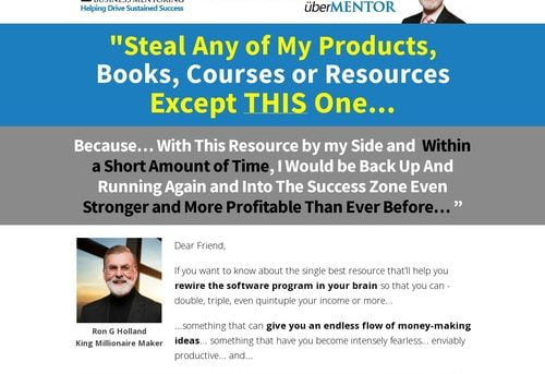 Mind Power Riches - 50% Commission