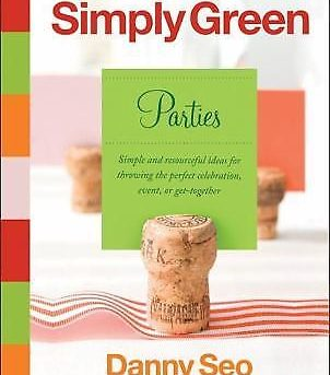 Simply Green Parties: Simple and resourceful ideas for...  (ExLib, NoDust)