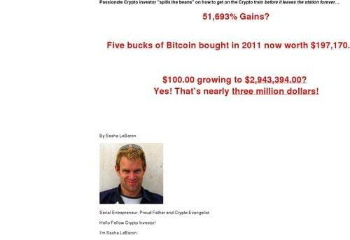 The Crypto Quickstart Guide