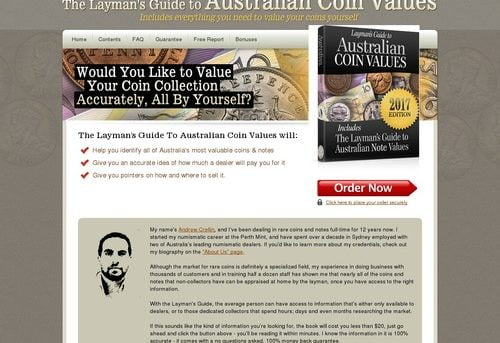 Would You Like to Value You Coin Collection Accurately, All By Yourself?   Australian Coin Values