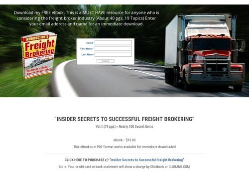 Freight Broker Training - Atex Freight Broker Training