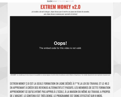 EXTREM MONEY 1.0