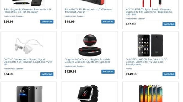 SMARTPHONES and ACCESSORIES WEBSITE BUSINESS FOR SALE! MOBILE RESPONSIVE DESIGN