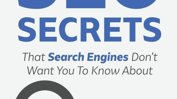 NEW Timeless SEO Secrets: The Search Engines Don't Want You to Know About