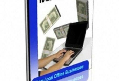 5 Super Easy Ways To Make Money Offline PDF eBook with Master Resell Rights