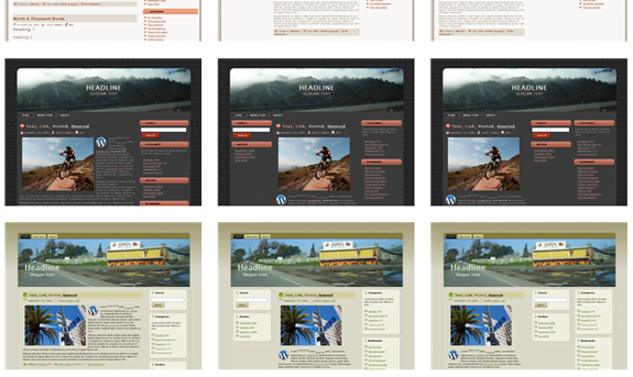 50 PLR WordPress Themes