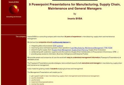 Management Powerpoint Presentations.
